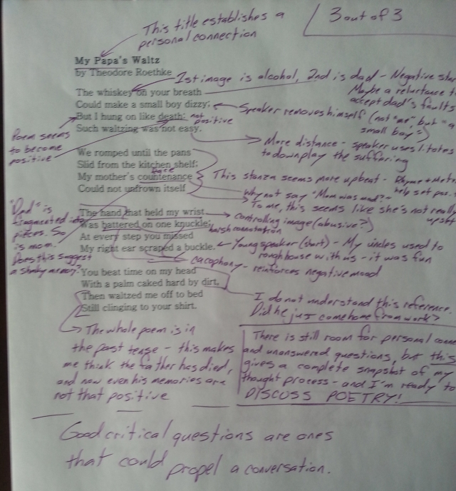 Poetry Markup 3